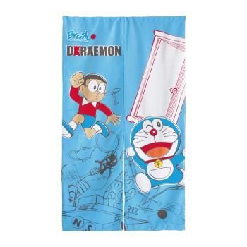 哆啦A夢Doraemon長門簾-秘密法寶W85xH150cm
