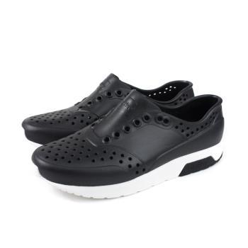 native LENNOX 懶人鞋 洞洞鞋 男鞋 黑色 11105000-1105 no867