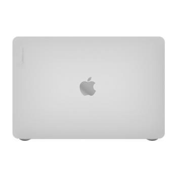 Switcheasy NUDE Macbook 13吋Air(2019~2018)磨砂透明系列筆電殼Translucent Black-透明/透黑