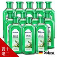 德國Diplona清新七大草本植萃洗髮精500ml(買10送2熱銷組)