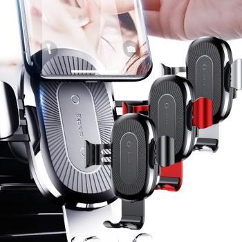 Baseus 倍思 重力無線充車用車載支架(for iPhone11/XR/i8/Note8/9/10/S9/S10+)