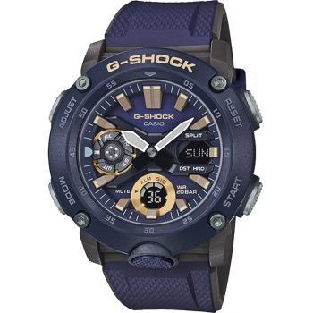 CASIO G-SHOCK 極限運動多功能錶(GA-2000-2A)