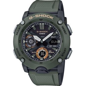 CASIO G-SHOCK 極限運動多功能錶(GA-2000-3A)