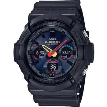 CASIO G-SHOCK 東京搖滾運動錶(GAS-100BMC-1A)