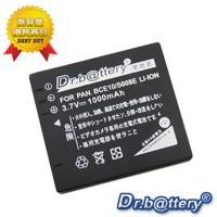 Dr.battery 電池王 for DMW-BCE10/ CGR-S008E 高容量鋰電池