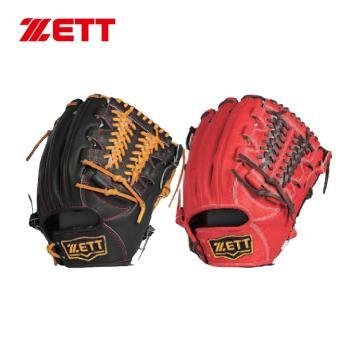 ZETT 高級硬式金標全指手套 12吋 內野手用 BPGT-215