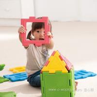 Weplay身體潛能開發系列 創意互動 巧思積木(家庭組) ATG-KC3002-028