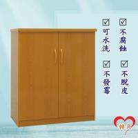 轉角傢俱-塑鋼碗盤櫃 防潮防水防發霉 (寬83深43高81)四色可選