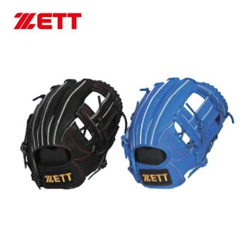 ZETT 80系列軟式棒壘手套 11.25吋 內野手用 BPGT-8004