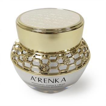 ARENKA 童顏金箔黑蜂胜肽活膚霜組
