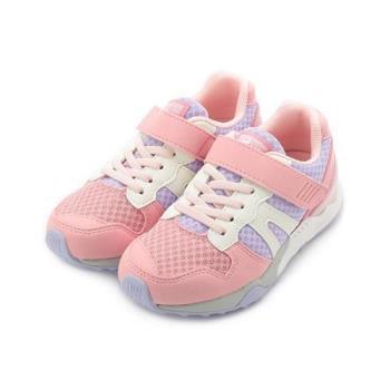 MOONSTAR HI系列機能運動鞋 紫粉 MSC222074 中大童鞋 鞋全家福