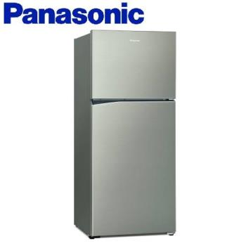 Panasonic國際牌422公升一級能效二門變頻冰箱NR-B420TV-S1 (庫)