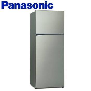 買就送雙面砧板+陶瓷刀★Panasonic國際牌485公升一級能效雙門變頻冰箱(星耀金)NR-B480TV-S1 (庫)