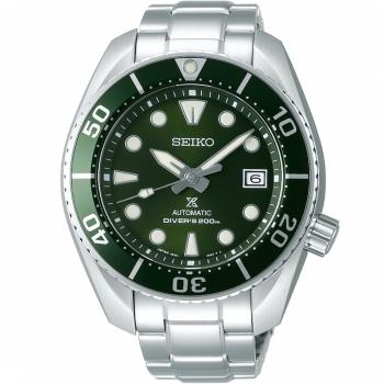 SEIKO PROSPEX 200米防水機械錶(SPB103J1)45mm