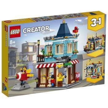 LEGO樂高積木 31105 創意大師 Creator 系列 Townhouse Toy Store