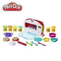 【買就送四色組】Play-Doh培樂多-廚房系列-神奇烤箱組