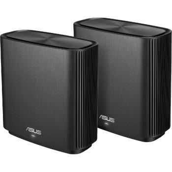 ASUS 華碩 ZenWIFI CT8 (二件組) AC3000 三頻 Wi-Fi Mesh 系統 網狀網絡 路由器