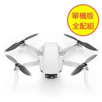 DJI 大疆 Mavic MINI 空拍機 單機版 無人機 折疊 飛機 迷你(公司貨)送128G卡+Care隨心換