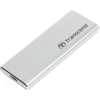 Transcend 創見 ESD240C 480GB USB 3.1 Gen 2 行動 SSD 固態硬碟 (TS480GESD240C) 480G