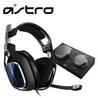 【Logitech 羅技】ASTRO A40 電競耳機麥克風二代幻影黑+混音擴大器 【加碼贈洗衣槽清潔劑】