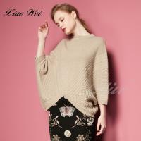 CHENG DA 秋冬專櫃精品時尚羊毛罩衫上衣 NO.566331