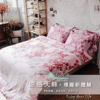 夢之語 3M頂級天絲七件式床罩組 (伊莎貝拉) 加大