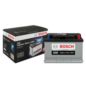 BOSCH 博世 S5+75B24R銀合金充電制御 汽車電瓶