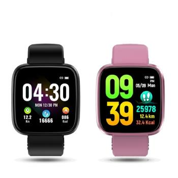 人因大錶面健康心律智能手錶限定組