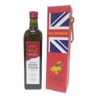 [澳利康]澳洲Red Island(紅島)特級冷壓初榨橄欖油750ml單入禮盒組