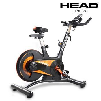 HEAD海德 H796 後驅磁控飛輪車(20KG鑄鐵飛輪/6顆強力磁石)