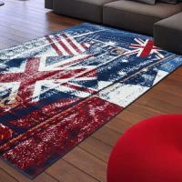【Ambience】比利時Shiraz 現代地毯-英倫 (160x230cm)