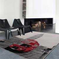 【Ambience】比利時Shiraz 現代地毯-巴士 (160x230cm)