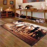 【Ambience】比利時Shiraz 現代地毯--駿馬 (120x170cm)