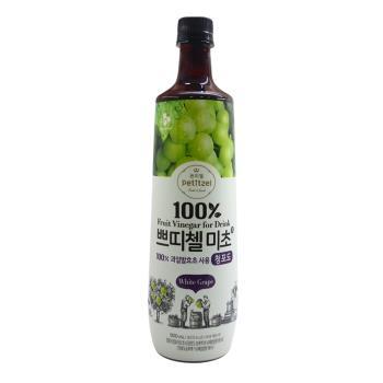 韓國CJ青葡萄果醋(900ml)-1罐組