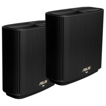 ASUS 華碩 ZenWIFI AX XT8 (二件組) AX6600 三頻 Wi-Fi Mesh 系統 網狀網絡 路由器