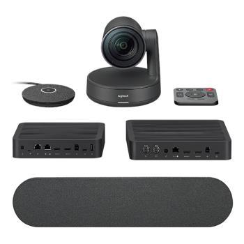 【Logitech 羅技】RALLY 視訊會議系統