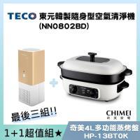 TECO東元 韓國製造空氣清淨機 NN0802BD-庫