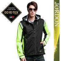 【JORDON】GORE-TEX 3-Layer ACTIVE 輕量機能單件式外套(黑色)