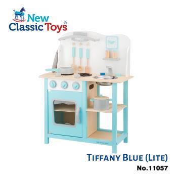 【荷蘭New Classic Toys】童話小主廚木製廚房玩具-輕量版(含配件9件)- 11057