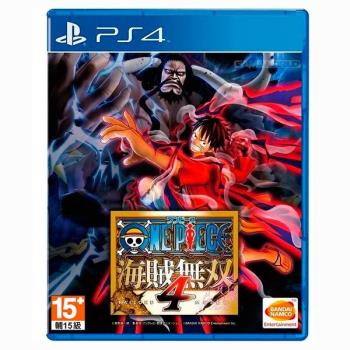 PS4航海王:海賊無雙 4-中文一般版