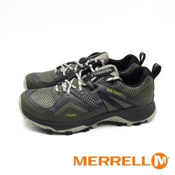 MERRELL (男) MQM FLEX 2 AEROSPORT健走登山鞋 - 橄欖綠