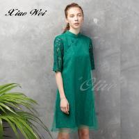 CHENG DA 春夏專櫃精品時尚流行短袖洋裝 NO.513173