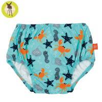德國LASSIG-嬰幼兒抗UV游泳尿布褲-小海星