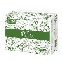 Livi 優活 抽取式衛生紙120抽x12包x6袋