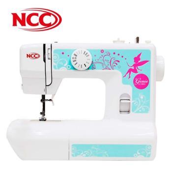 購縫紉機送縫紉課程  喜佳【NCC】CC-9803實用型縫紉機 Genie精靈