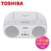 TOSHIBA東芝 手提音響CD/MP3/USB/RADIO(TY-CRU150TW)