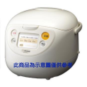 ZOJIRUSHI象印 微電腦六人份電子鍋 NS-WXF10
