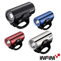 INFINI MICRO LUXO I-273P 3W200流明4種模式 鋁合金外殼防水自行車/單車前燈-4色