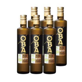 OBA有機特級冷壓初榨橄欖油新品推薦組