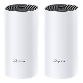 TP-LINK Deco M4 雙顆裝 AC1200 Mesh Wi-Fi系統 無線網狀路由器 完整家庭Wi-Fi系統